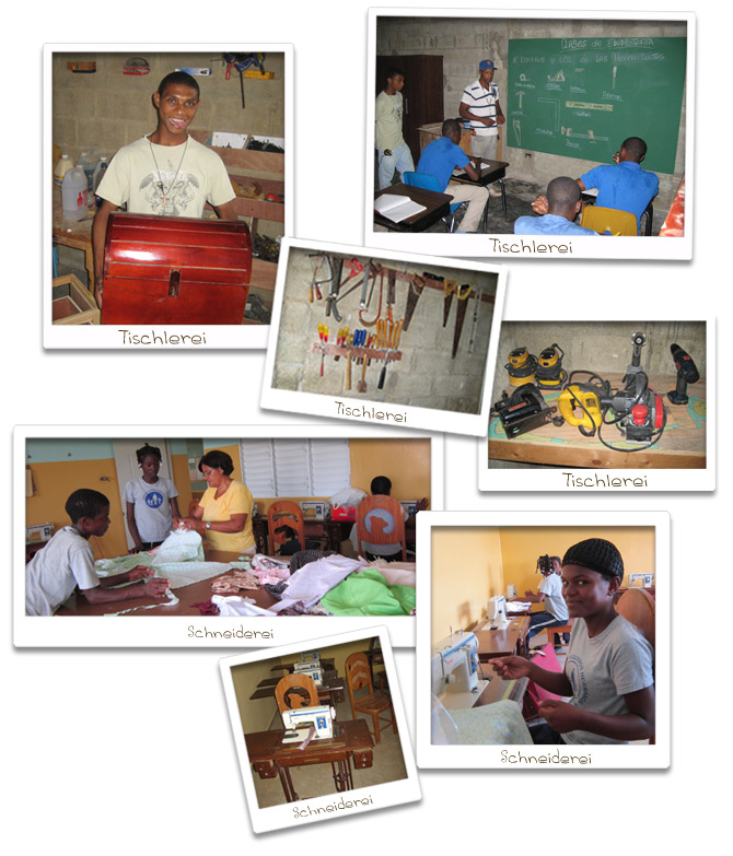 nph Dominikanische Republik - Kinderdorf Casa Santa Ana